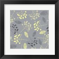 Framed Winter's Grey VIII