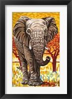 Wild Africa I Framed Print