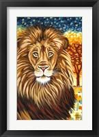 Wild Africa II Framed Print