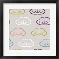 Framed Clouds II