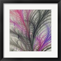 Framed Sea Fern I