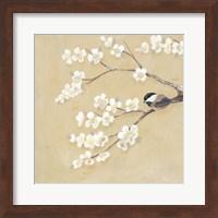 Framed Sweet Birds I