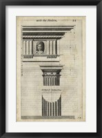 Framed Ancient Architecture I