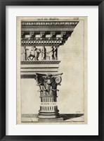 Framed Ancient Architecture V