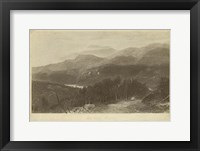 Framed Smoky Mountains