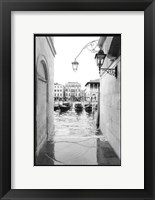 Framed Glimpses, Grand Canal, Venice III