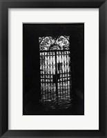 Framed Hidden Passages, Venice I
