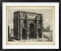 Framed Arco di Constantino