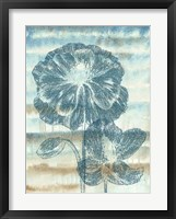 Playful Papavers II Framed Print