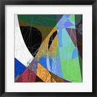 Entangled II Framed Print