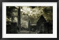 Irish Castle Views II Framed Print