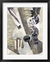 Calipso I Framed Print