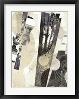 Calipso II Framed Print