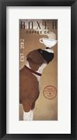 Framed Boxer Coffee Co. v