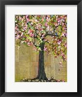 Framed Blossom Tree