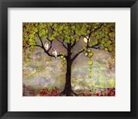 Framed Moon River Tree