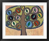 Framed Calming Tree 1