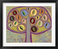 Framed Calming Tree 2