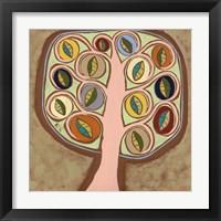 Framed Calming Tree 3