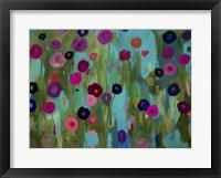Framed Time To Bloom