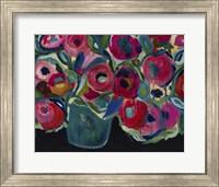 Framed Las Floras