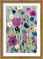 Framed Wild Flowers
