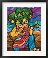 Framed Sombrero 2