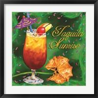 Framed Taquila