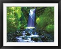 Framed Waterfall B