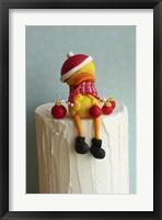 Framed Ducky Christmas 2012