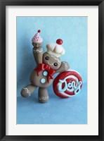 Framed Gingerbread Man 2013