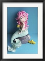 Framed Mermaid Nona
