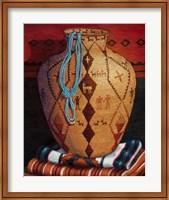 Framed Native American Artistry