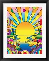 Framed Cosmic Sun