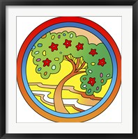 Framed Circle-Tree