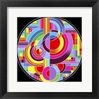 Framed Circles 1
