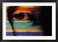 Framed George's Eye