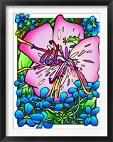 Framed Flowers 4