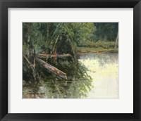 Framed Quiet Waters