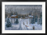 Framed Christmas Memories