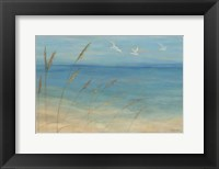 Framed Seagrass Seagulls