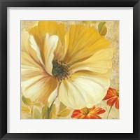 Framed Primavera I