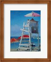 Framed Lifeguard
