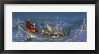 Framed Christmas Travelers 2