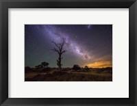 Framed Night Sky 1