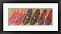 Framed Shoe Bling