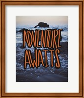 Framed Adventure Awaits