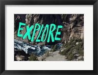 Framed Explore River