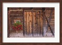 Framed Rustic Charm