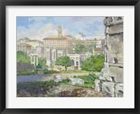 Framed Capitoline Hill
